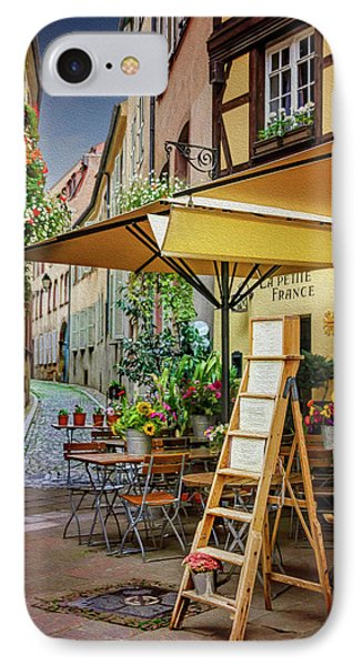 A Colorful Corner Of Strasbourg France IPhone Case