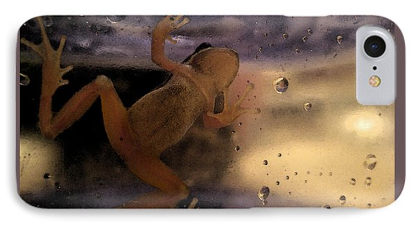 A Frogs World IPhone Case