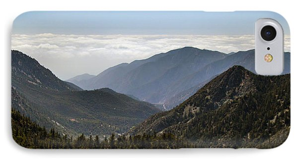 A Lofty View IPhone Case