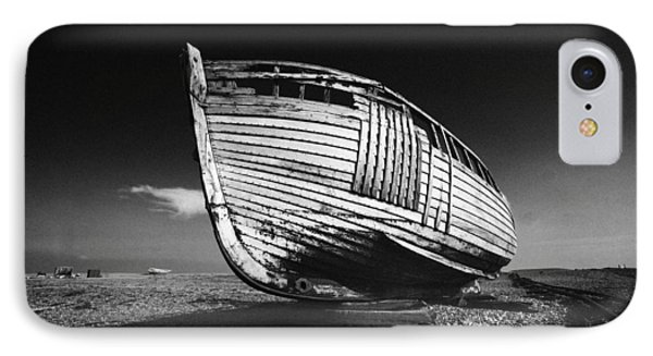 A Lonely Boat IPhone Case