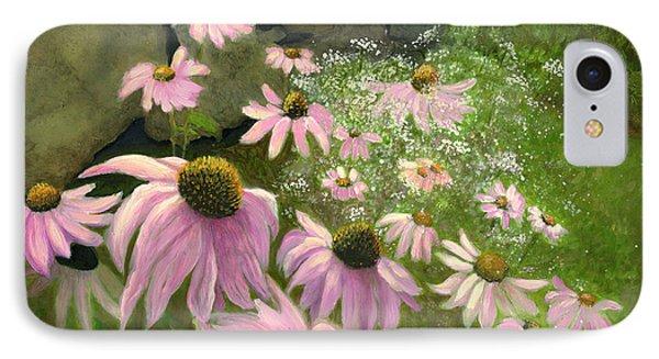 A Lovely Garden IPhone Case