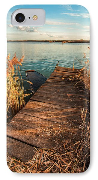 A Place Where Lovers Meet IPhone Case