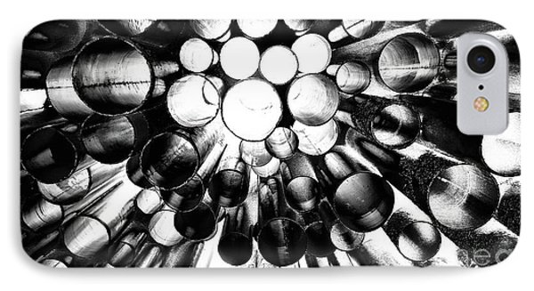 A Question Of Perspective 2 Sibelius Monument IPhone Case