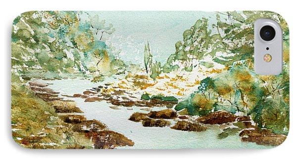 A Quiet Stream In Tasmania IPhone Case