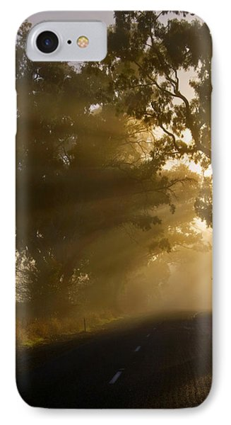 A Road Less Traveled IPhone Case