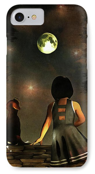 A Romantic Meeting IPhone Case