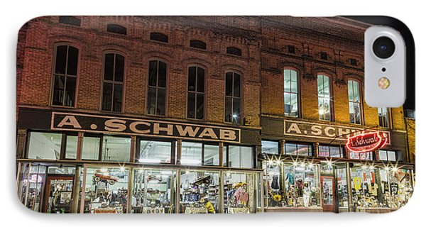 A Schwab - Memphis IPhone Case