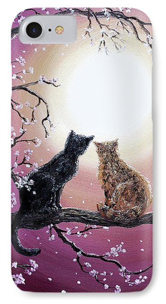 A Shared Moment IPhone Case