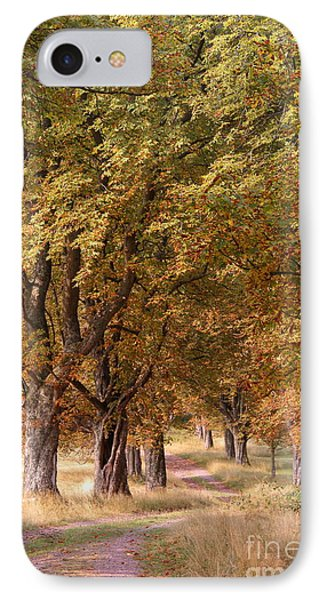 A Walk In The Countryside IPhone Case