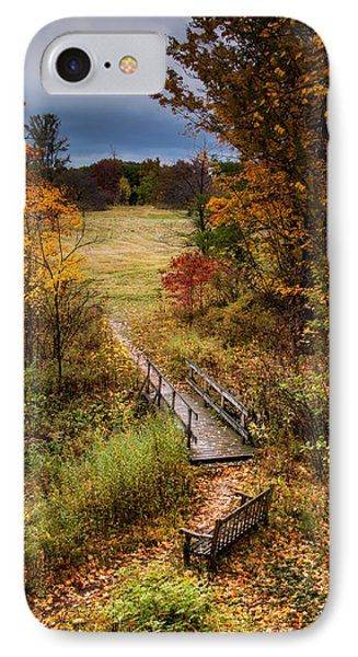 A Walk In The Park I IPhone Case
