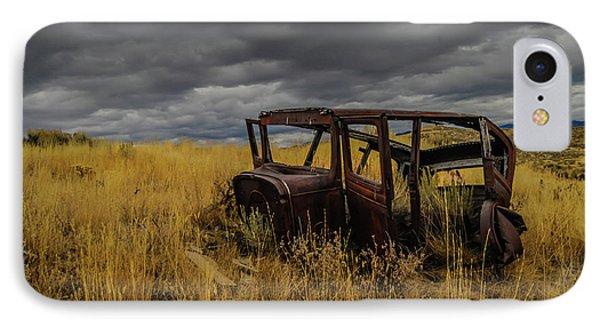 Abandoned Auto IPhone Case
