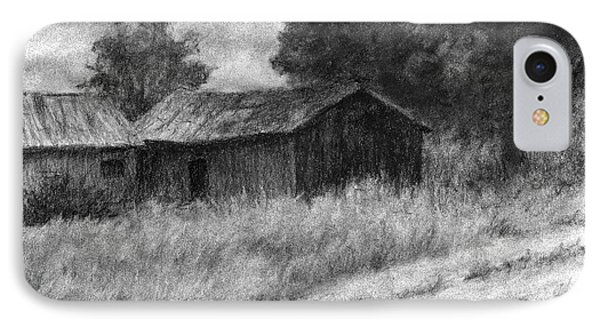 Abandoned Barns IPhone Case