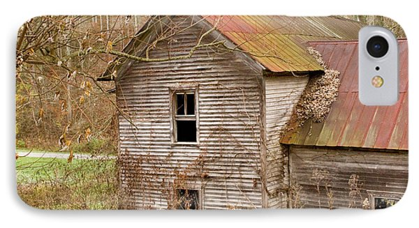 Abandoned Farmhouse In Kentucky IPhone Case