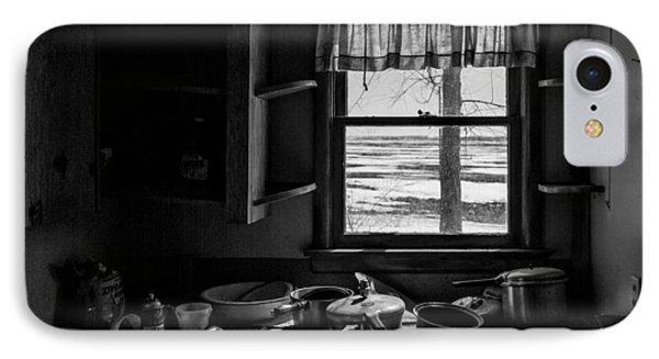 Abandoned Kitchen IPhone Case