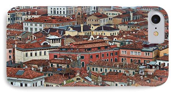 Above Venice IPhone Case