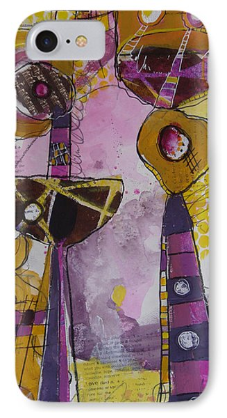 Abstract 86 IPhone Case