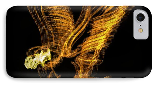 Abstract Eagle IPhone Case