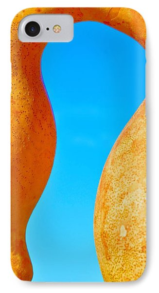 Abstract Sky And Gourd IPhone Case