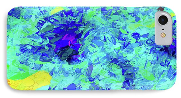Abstract - Sunshine On Water IPhone Case