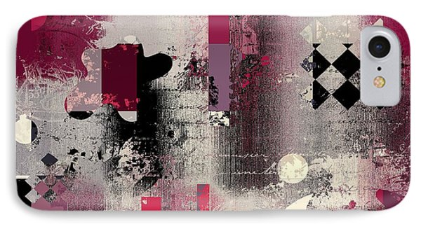 Abstracture - 21pp2a IPhone Case