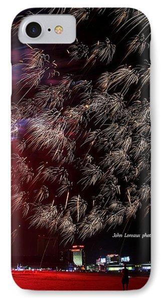 Ac Fireworks 2 IPhone Case