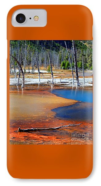 Acid Soup Yellowstone IPhone Case