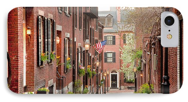 Acorn Street IPhone Case
