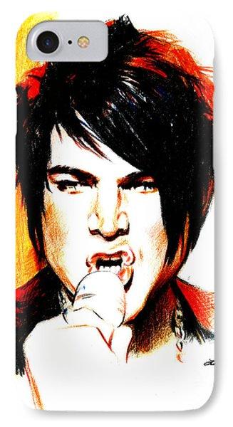 Adam Lambert IPhone Case