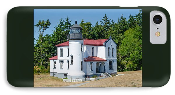 Admiralty Head Lighthouse  IPhone Case