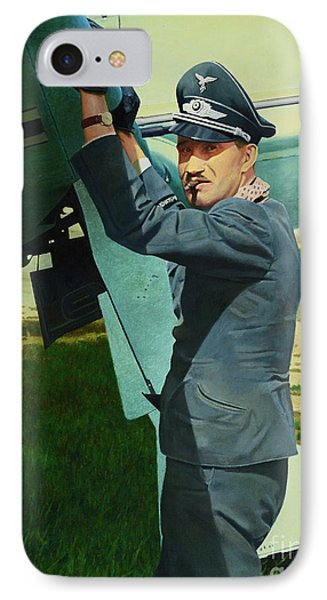 Adolf IPhone Case