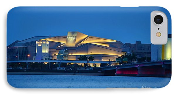 Adrienne Arsht Center 2 IPhone Case