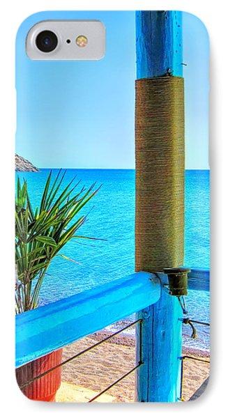 Aegean Blue IPhone Case