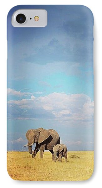 African Perfection IPhone Case