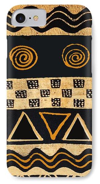 African Primordial Spirits - 2 IPhone Case
