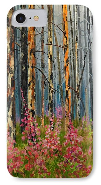 After Forest Fire IPhone Case