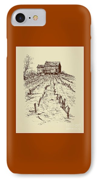 After The Harvest IPhone Case