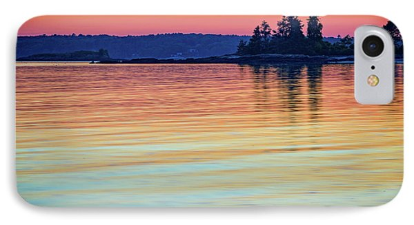 Afterglow On Johns River IPhone Case