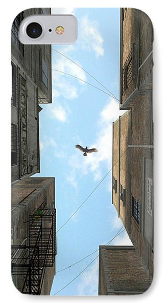 Afternoon Alley IPhone Case