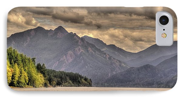 Afternoon Mountain View IPhone Case