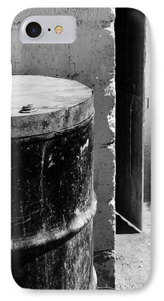 Drum iPhone 8 Case - Agua by Skip Hunt