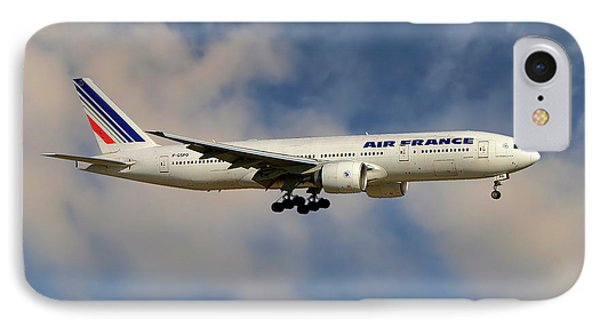 French iPhone 8 Case - Air France Boeing 777-228 by Smart Aviation