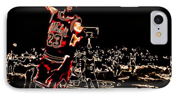 Air Jordan Thermal IPhone Case