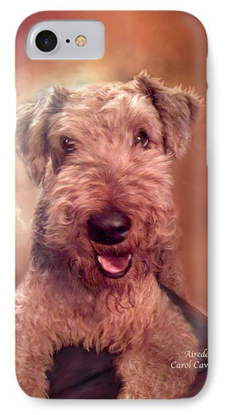Airedale IPhone Case