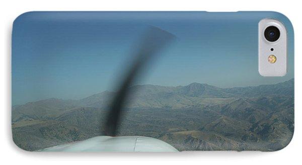 Airplanes Jackson Wyoming Area IPhone Case