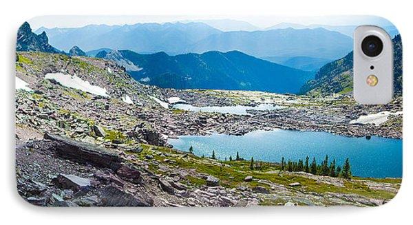Akaiyan Lake IPhone Case