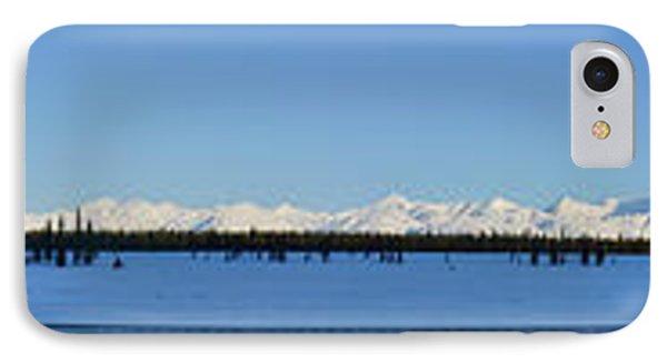 Alaska Highway Panorama IPhone Case
