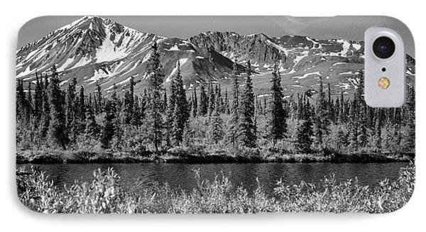 Alaska Mountains IPhone Case