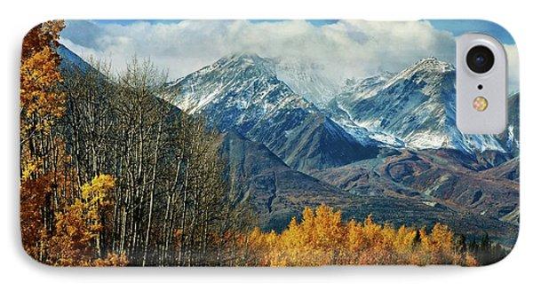 Alaskan Fall 1 IPhone Case