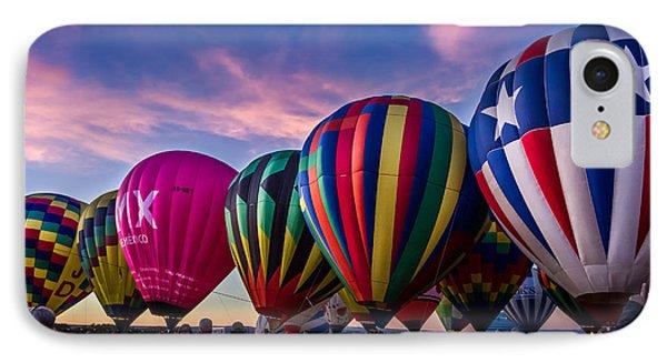Albuquerque Hot Air Balloon Fiesta IPhone Case