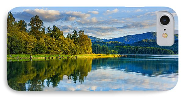 Alder Lake Reflection IPhone Case
